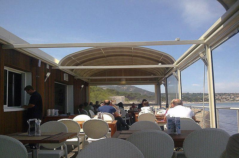 Coperture per esterni in alluminio coperture scorrevoli for 3 piani di veranda stagionale