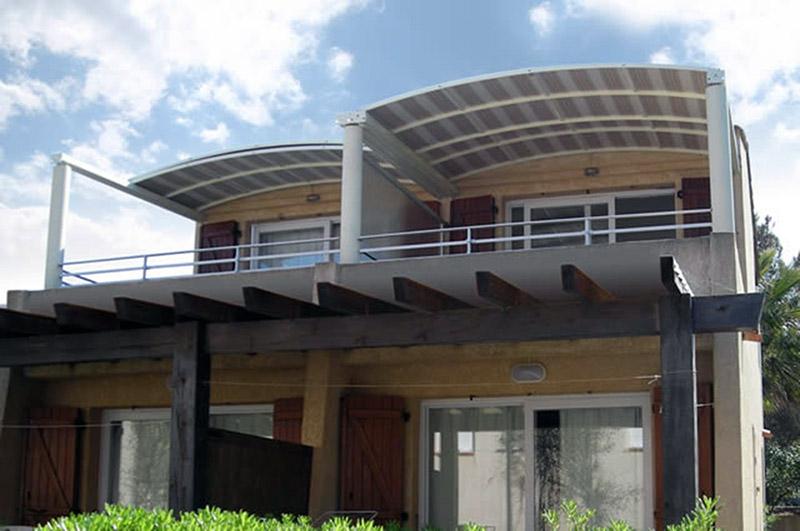 Verande scorrevoli a scomparsa verande per terrazzi litra - Veranda terrazzo ...