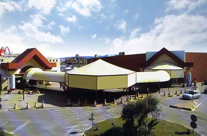 Tensostrutture LITRA - Coperture Piemonte