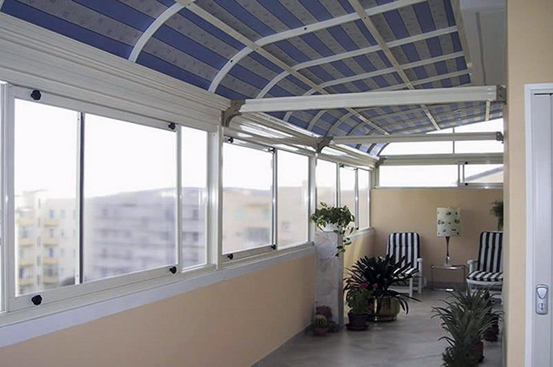 Beautiful Chiusure Terrazzi Photos - Home Design Inspiration ...