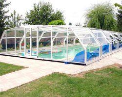 coperture scorrevoli per piscine Piemonte