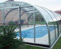 coperture telescopiche piscine Sardegna
