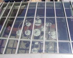 tettoie in plexiglass