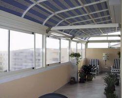 verande per terrazzi residenziali Cagliari