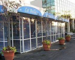 chiusure in pvc per ristoranti