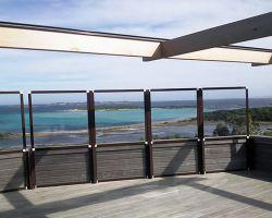 chiusure per balconi
